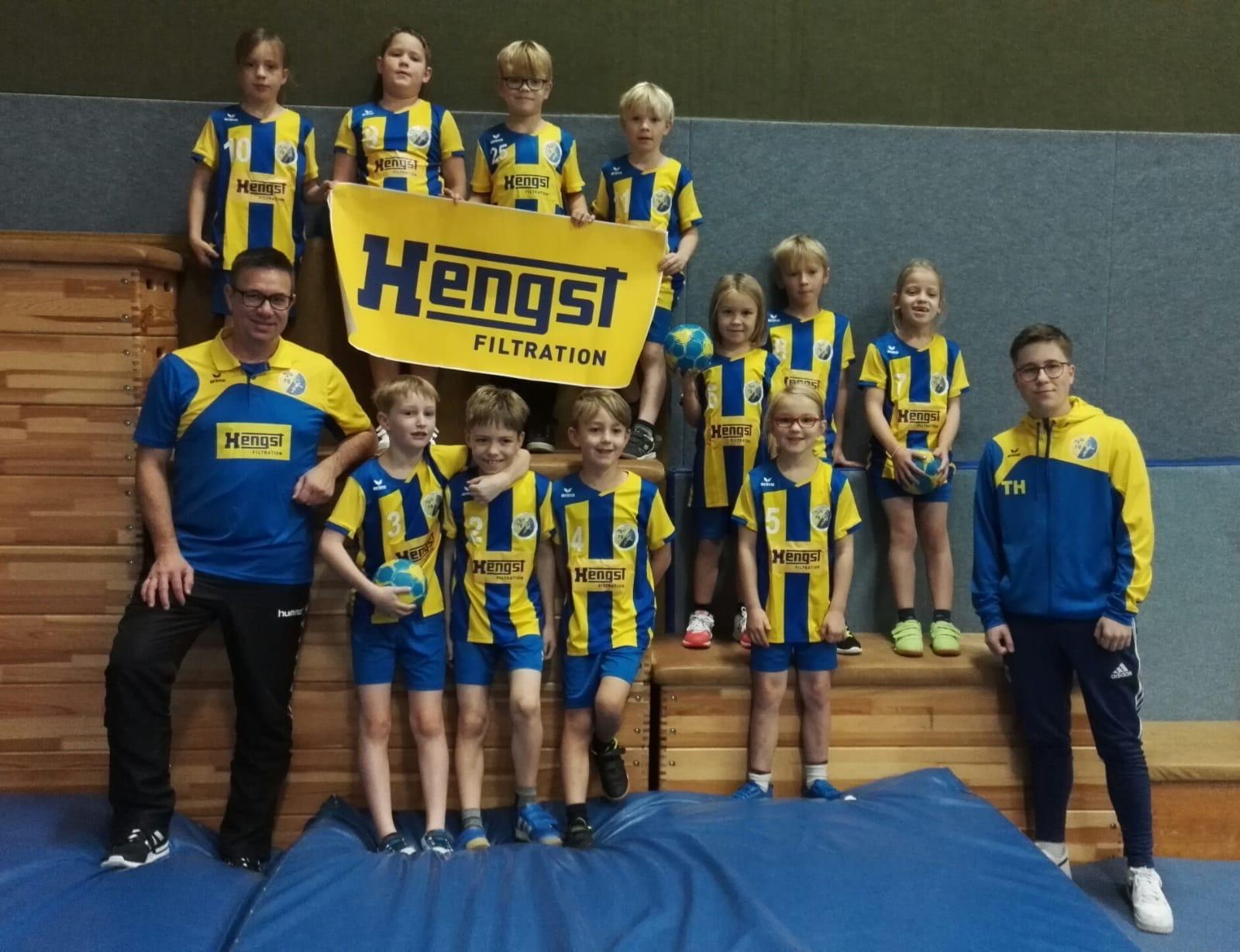 Handball; Minis; HSG; Münster