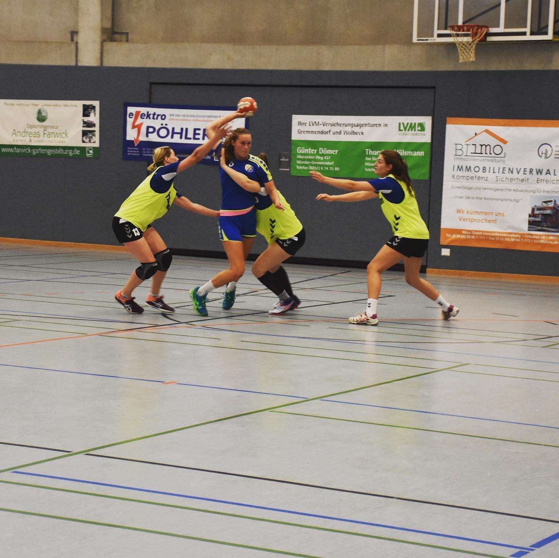 Damen Handball Gremmendorf, Angelmodde, MS4L
