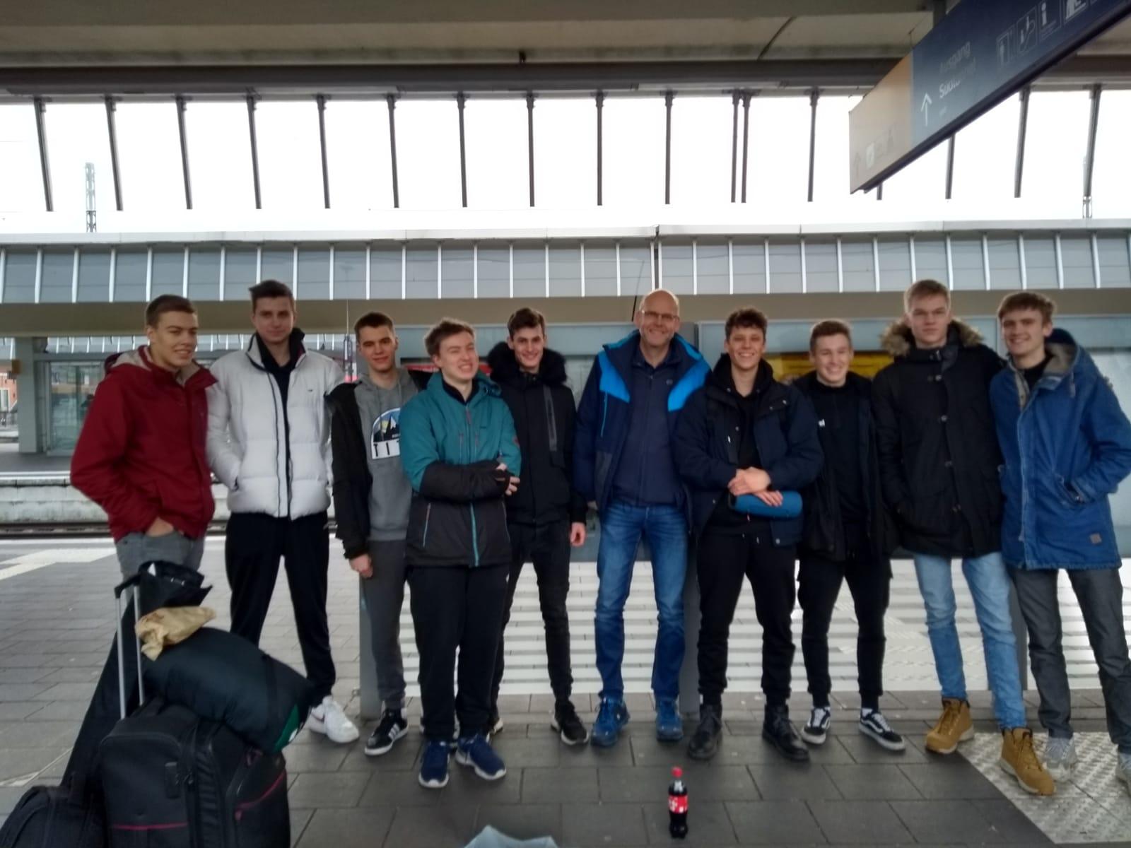 Handball, Lund, HSG Gremmendorf-Angelmodde, A-Jugend, Münster