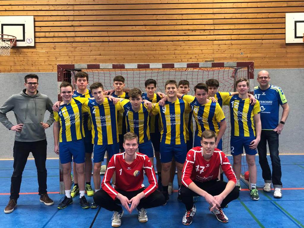 B-Jugend HSG Gremmendorf Angelmodde Handball