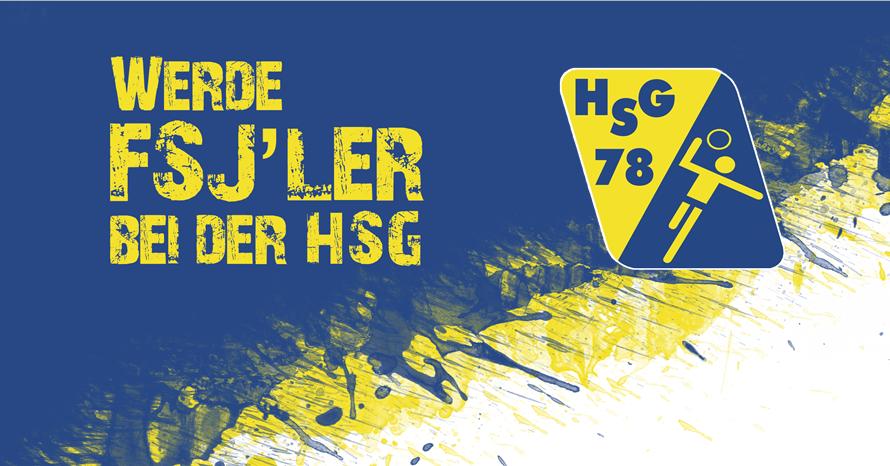 FSJ; HSG Gremmendorf-Angelmodde; Sport; Handball; Freiwilliges Soziales Jahr; Job; Gremmendorf; Bewerben