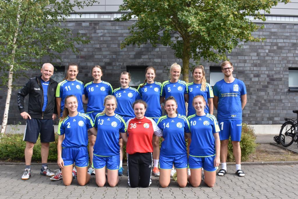 Damen Handball HSG Gremmendorf Angelmodde Sparta Münster