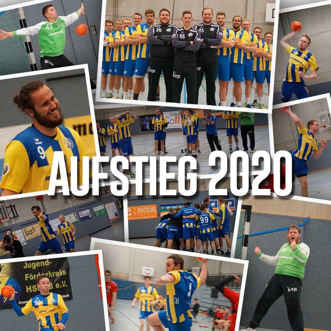 Handball, Bezirksliga; Aufstieg; HSG; Gremmendorf; Münster; Sport