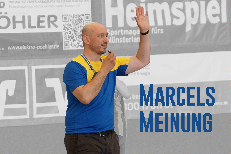 marcel, Marcels Meinung, Sport, Handball, Kommentar,