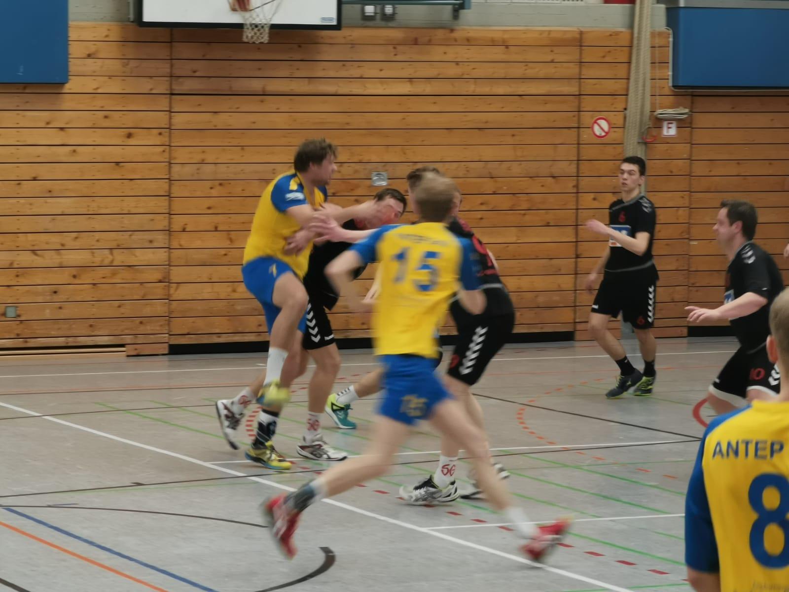Herren HSG Gremmendorf-Angelmodde Handball Sendenhorst