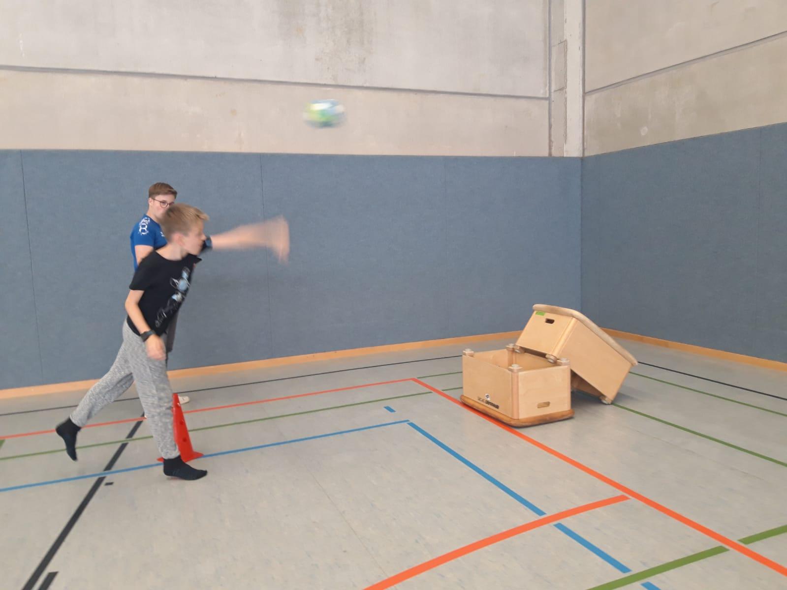 Handball; Münster; Gremmendorf; Angelmmodde; Sportfest; SC Gremmendorf; MS4L