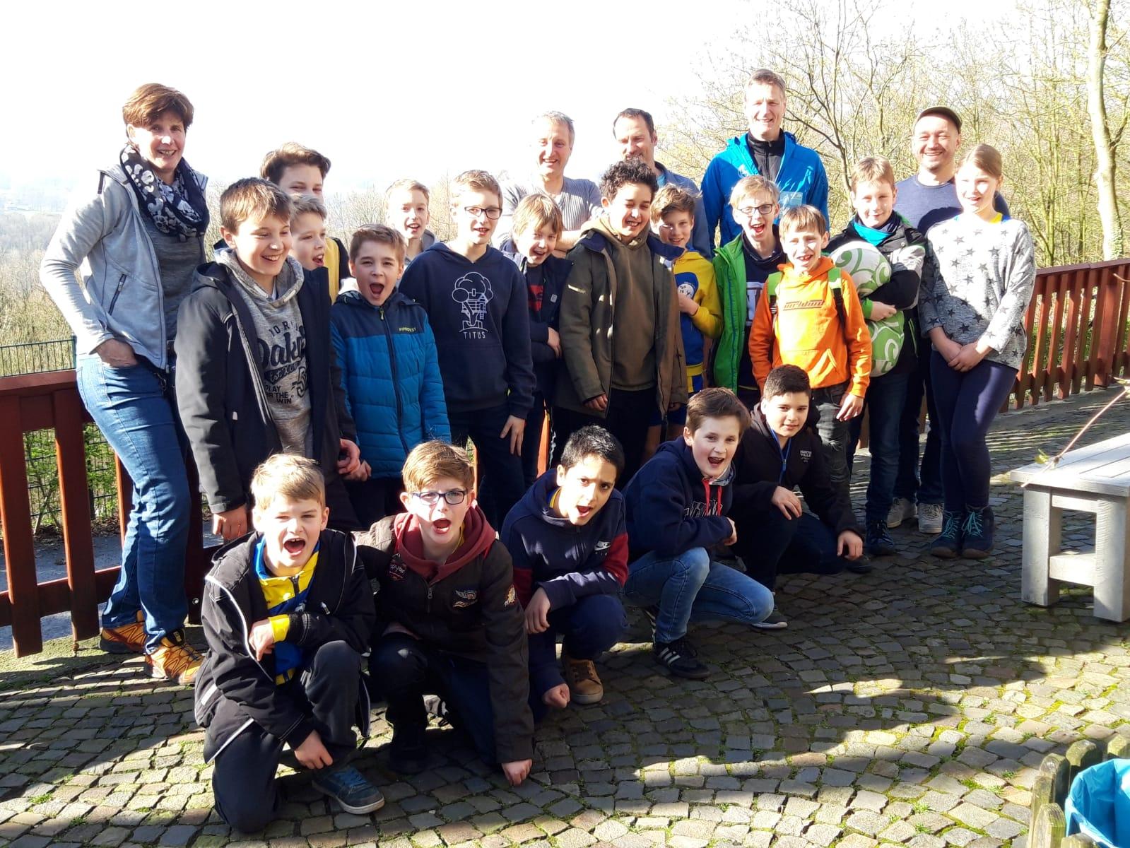 Handball HSG Gremmendorf Angelmodde E-Jugend Saisonabschluss