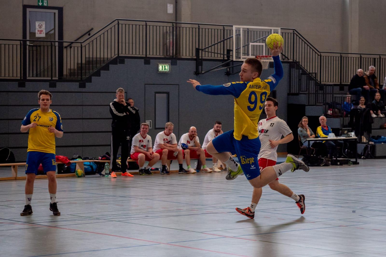 Handball HSG Gremmendorf Angelmodde Münster Warendorf Herren