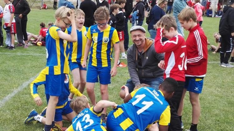 HSG Schlackeschlacht Handball D-Jugend